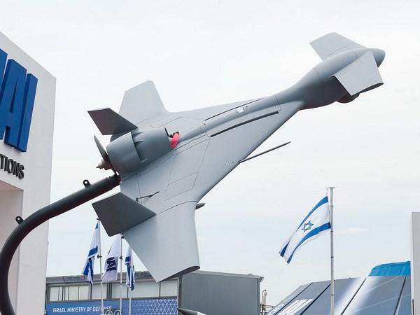 Israel thu thanh cong may bay UAV thuc hien cuoc tan cong tu sat hinh anh 1