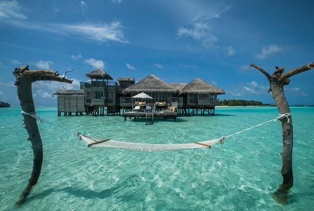 Khach san Gili Lankanfushi o Maldives - thien duong tren trai dat hinh anh 1