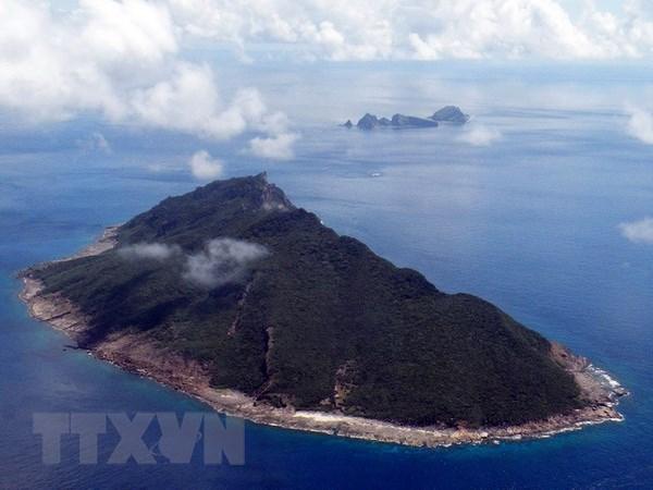 Kyodo: Trung Quoc co ke hoach xay can cu giam sat Senkaku hinh anh 1