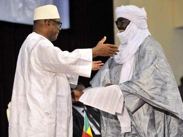 Mali: Phien quan Tuareg rut khoi uy ban giam sat thoa thuan hoa binh hinh anh 1
