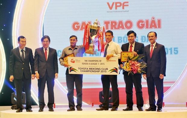 Ong Cao Van Chong duoc bo nhiem lam Tong Giam doc VPF hinh anh 1