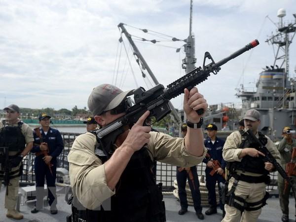 Toa Philippines hoan ra phan quyet ve thoa thuan quan su voi My hinh anh 1