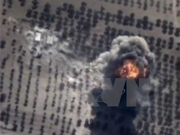 Khong quan Nga duoc phep don tru tai Syria