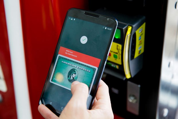 Google ap dung Handfree cho Android Pay canh tranh voi Apple hinh anh 1