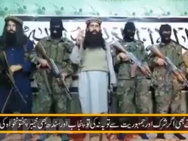 Ban lanh dao Taliban Afghanistan dang an nau tai Pakistan hinh anh 1