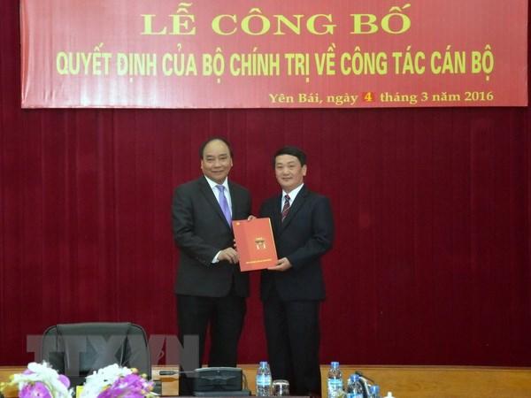 Ong Hau A Lenh giu chuc Pho Truong ban Thuong truc Ban Chi dao Tay Bac hinh anh 1