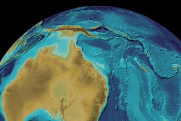 Toa do luc dia Australia lech hon 1,5m so voi so lieu nam 1994 hinh anh 1