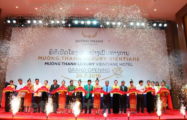 Tap doan Muong Thanh khai truong khach san 5 sao dau tien tai Lao hinh anh 2