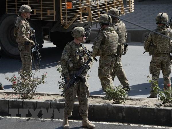Phien quan IS tuyen bo chiem duoc vu khi My o Afghanistan hinh anh 1
