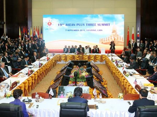 Thu tuong chia se lo ngai ve Bien Dong tai Hoi nghi ASEAN hinh anh 1