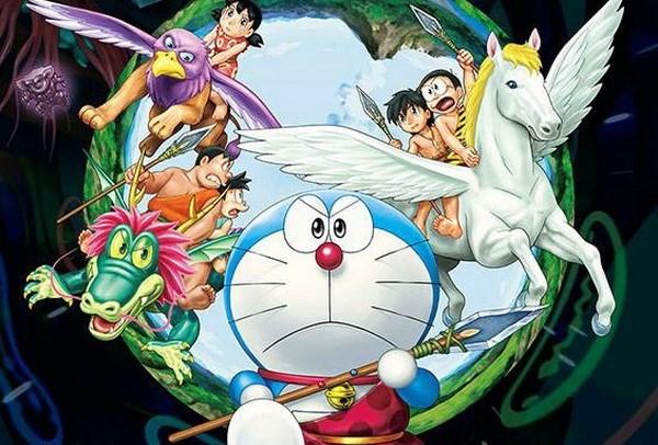 CGV chieu mien phi phim Doraemon cho tre em hoan canh kho khan hinh anh 1