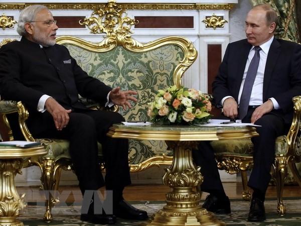 An Do, Nga danh gia lai quan he truoc chuyen tham cua Tong thong Putin hinh anh 1
