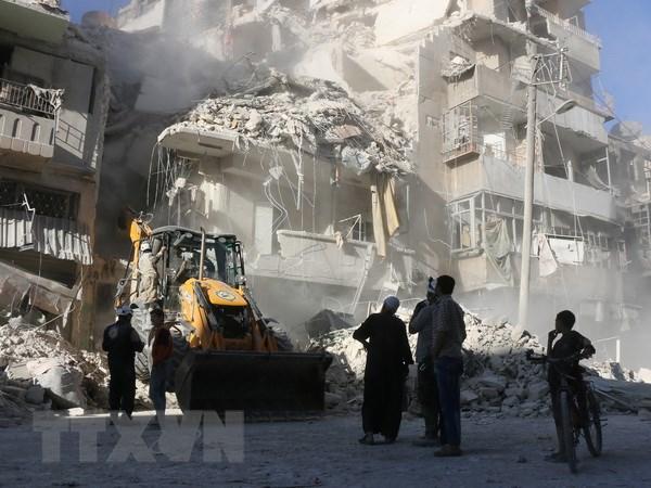Ngoai truong Syria: Thoa thuan ngung ban