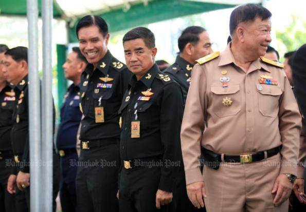 Tan Tu lenh Luc quan Thai Lan cam ket khong de xay ra dao chinh hinh anh 1