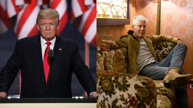 Dau bep an bun cha voi Obama the khong an cung Donald Trump hinh anh 1