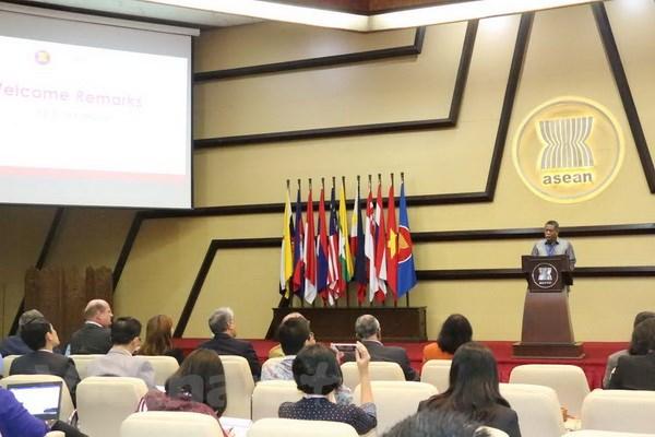 ASEAN thuc day thuc hien trach nhiem xa hoi doanh nghiep hinh anh 1