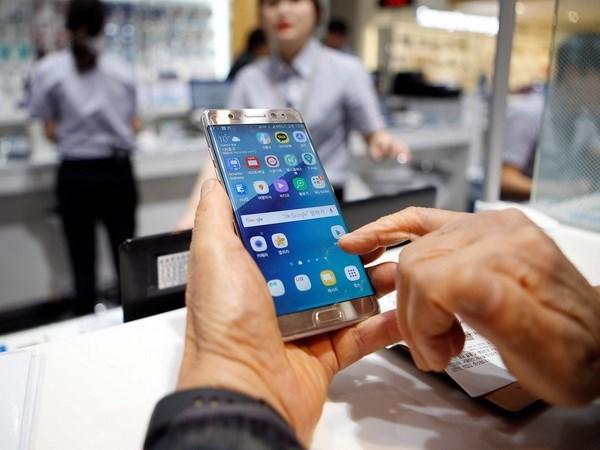 Con gan 500 san pham Galaxy Note 7 chua duoc thu hoi tai Viet Nam hinh anh 1