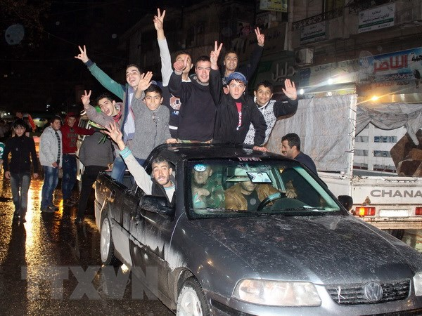 Tho Nhi Ky, Nga se gap go de thao luan ve tinh hinh o Aleppo hinh anh 1