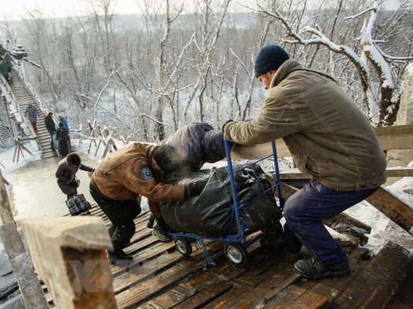 Nga va NATO tiep tuc bat dong sau sac trong van de Ukraine hinh anh 1