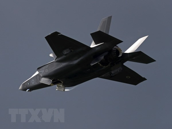 Cac cong ty Israel thu loi hon 1 ty USD tu chuong trinh may bay F-35 hinh anh 1