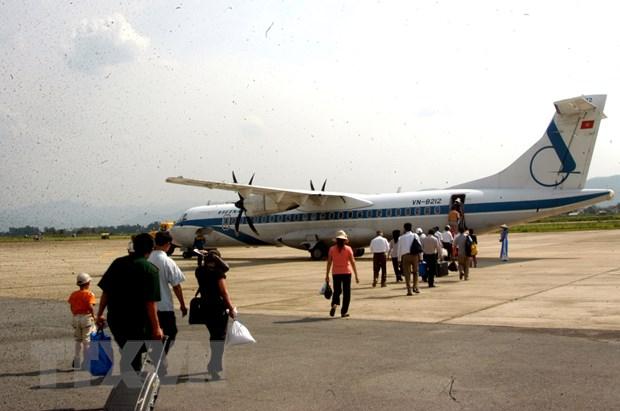 Cai tao Cang Hang khong Dien Bien de don duoc may bay A320 hinh anh 1