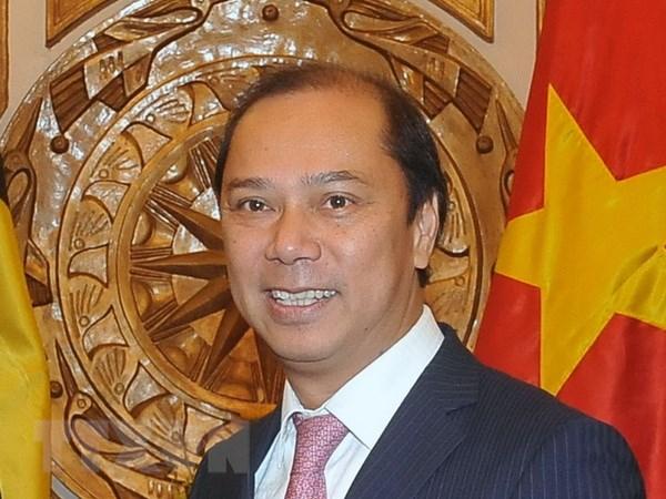 ASEAN huong toi nguoi dan va lay nguoi dan lam trung tam hinh anh 1