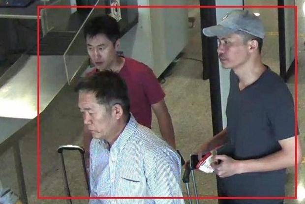 Interpol ra Thong bao Do bat 4 nghi pham trong vu Kim Jong-nam hinh anh 1