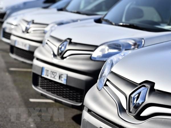 "Renault-Nissan - ""cuoc hon nhan"
