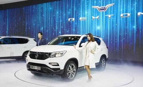 2017 Seoul Motor Show: Thiet ke tuong lai, Tan huong khoanh khac hinh anh 1