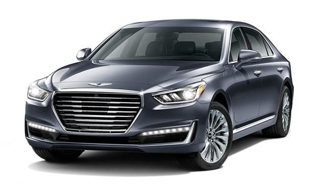 Genesis G90 la mau xe sang nhat nam 2017 tai Saudi Arabia hinh anh 1