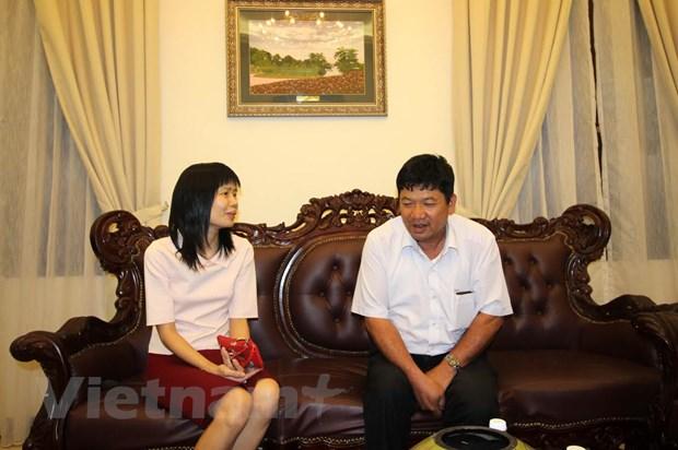 Bo nghi pham Doan Thi Huong se khong du phien toa xu con gai hinh anh 1