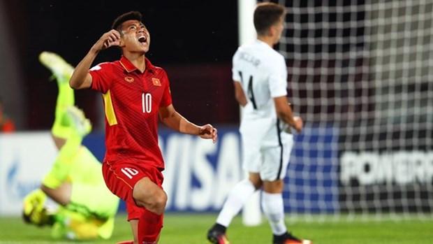 Truyen thong New Zealand danh gia ve tran dau voi U20 Viet Nam hinh anh 1