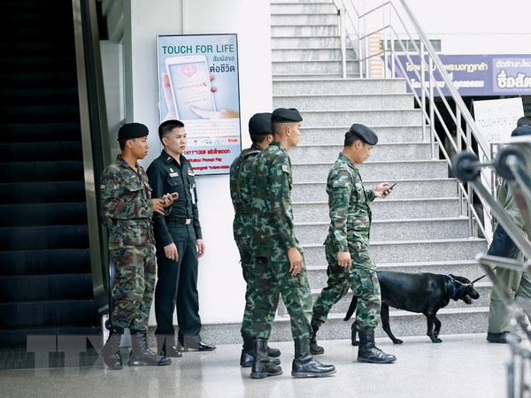 Thai Lan loai tru kha nang quan ly khai danh bom o Bangkok hinh anh 1