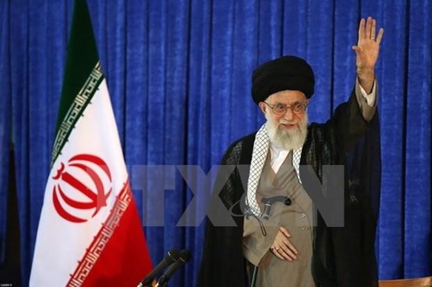 Iran keu goi giai quyet cac van de khu vuc qua doi thoai hinh anh 1