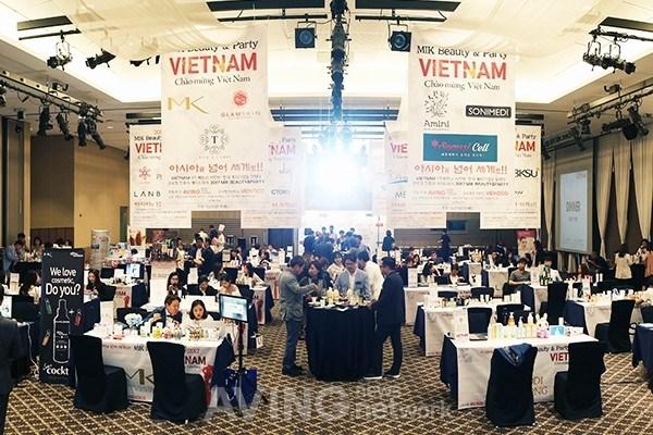 MIK Beauty & Party Vietnam: Kham pha nhung xu huong lam dep moi hinh anh 6