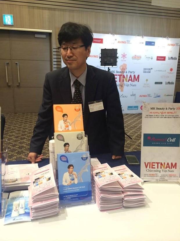 MIK Beauty & Party Vietnam: Kham pha nhung xu huong lam dep moi hinh anh 15