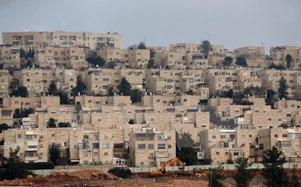 Israel cam nguoi Palestine nhap canh sau vu tan cong canh sat hinh anh 1