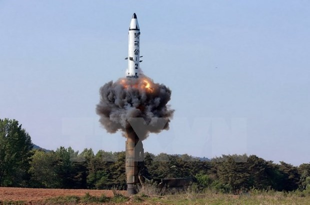 Quan chuc va chuyen gia My: Trieu Tien da phong thanh cong ICBM hinh anh 1