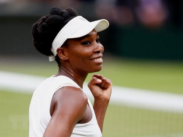 Ha nha vo dich Roland Garros, Venus lap nhieu dau moc lich su hinh anh 1
