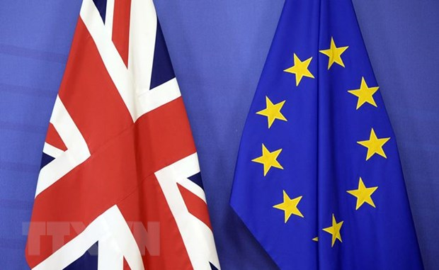 Van de Brexit: Dam phan cang thang nhung co dau hieu tien bo hinh anh 1