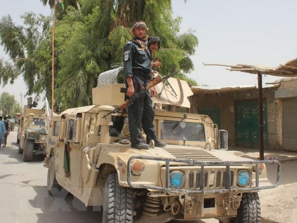 Afghanistan: My khong kich nham gay thuong vong tai tinh Helmand hinh anh 1