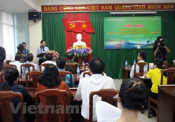 Thua Thien-Hue: Hinh thanh them 7 san pham va tour du lich moi hinh anh 1