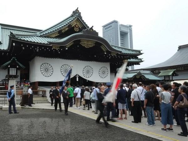 Trieu Tien len an viec quan chuc cap cao Nhat Ban vieng den Yasukuni hinh anh 1