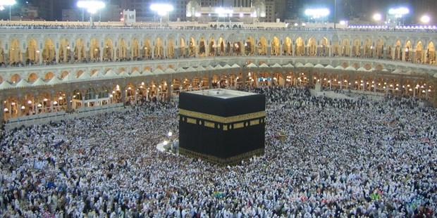 Qatar lo ngai su an toan cua cac cong dan hanh huong tai Mecca hinh anh 1