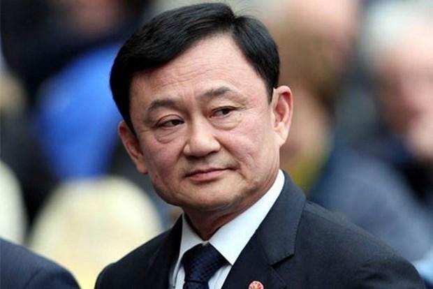 Thai Lan bac tin Bo truong Quoc phong bi mat gap ong Thaksin hinh anh 1