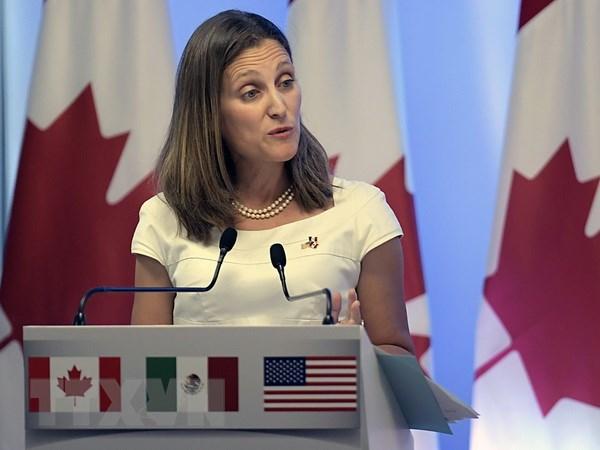 Vong 3 tai dam phan NAFTA: My tri hoan dua ra cac yeu cau chi tiet hinh anh 1