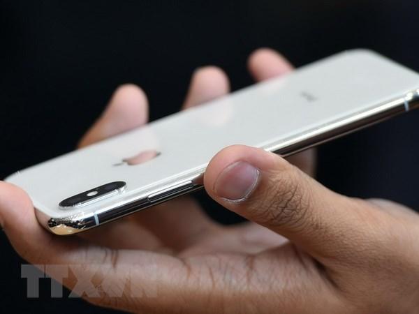 Trung Quoc xuat khau lo hang iPhone X dau tien sang Ha Lan va UAE hinh anh 1