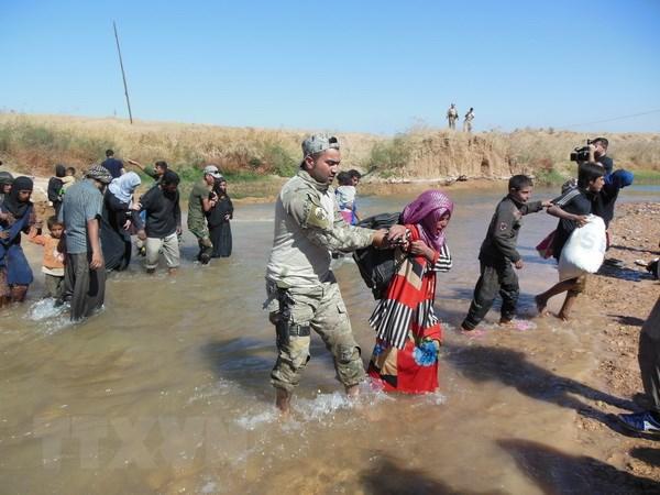 Iraq canh bao PKK tham chien tai Kirkuk la hanh dong tuyen chien hinh anh 1