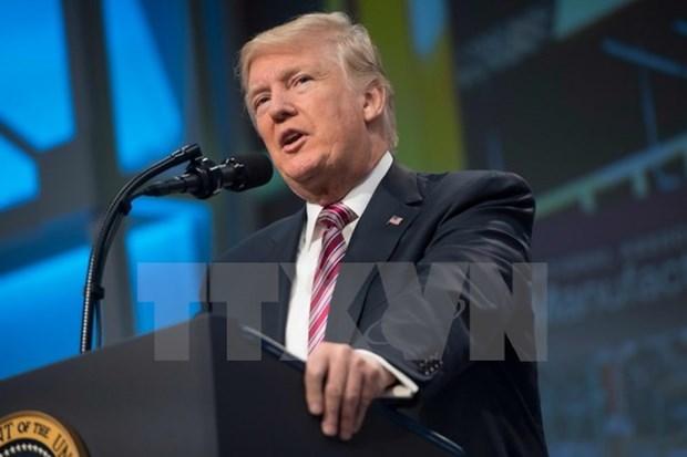 Donald Trump: My