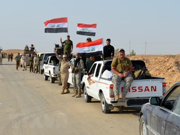 Iraq bat hon 500 phu nu Nga do tinh nghi co lien quan den IS hinh anh 1